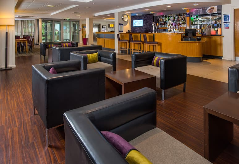 Holiday Inn Express London Hammersmith, London, Hotelbar