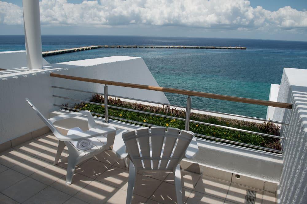 Номер «Делюкс», балкон, вид на океан - Номер