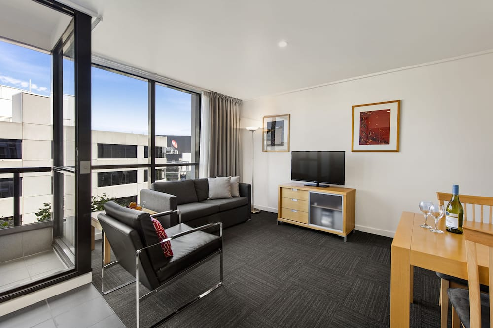 Lägenhet Executive - 1 sovrum - Vardagsrum
