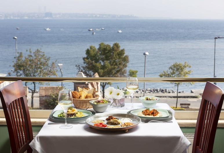 Armada Istanbul Old City Hotel, İstanbul, Açık Havada Yemek