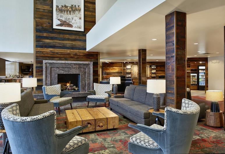 Residence Inn by Marriott Breckenridge, Breckenridge, Lobby