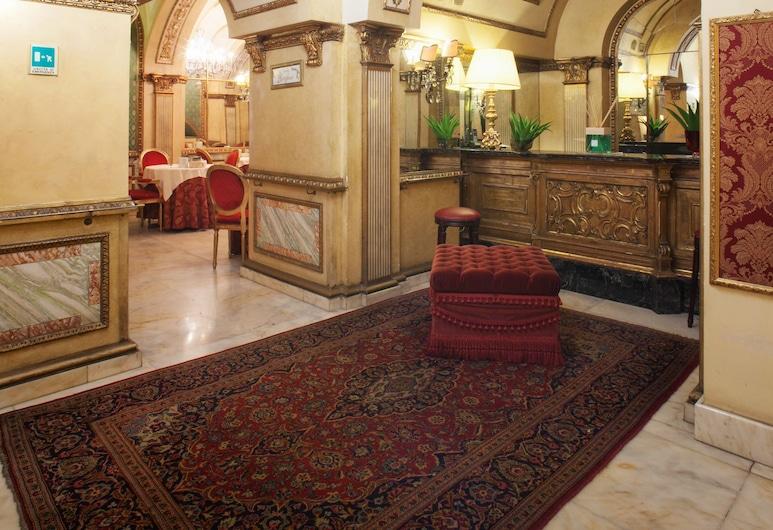 Turner Hotel Rome, Rome, Bar de l'hôtel