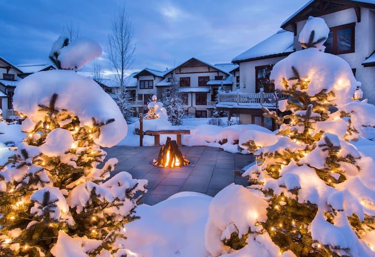 EagleRidge Lodge & Townhomes by Steamboat Resorts, Steamboat Springs, Hotelgelände