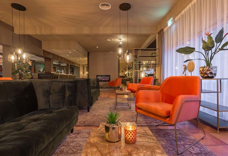 New West Inn Amsterdam, אמסטרדם, טרקלין הלובי