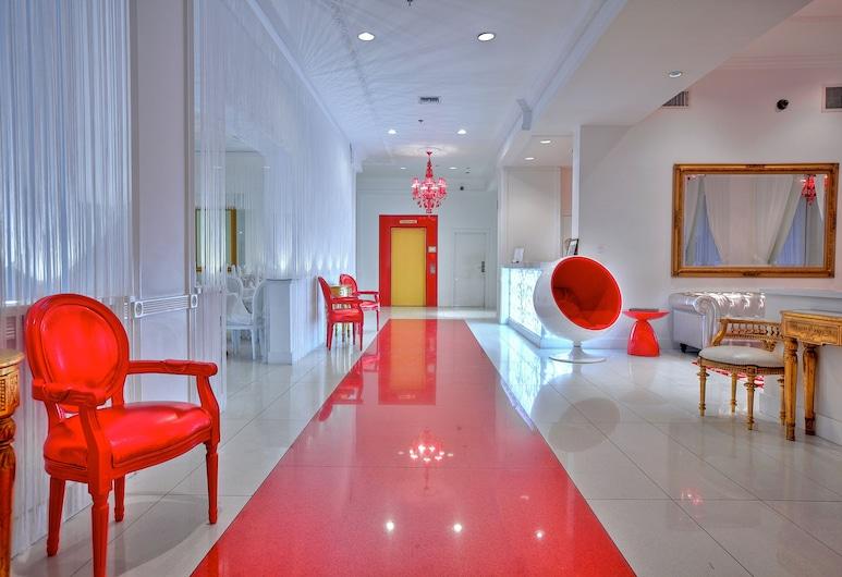 Red South Beach, Miami Beach, Lobby