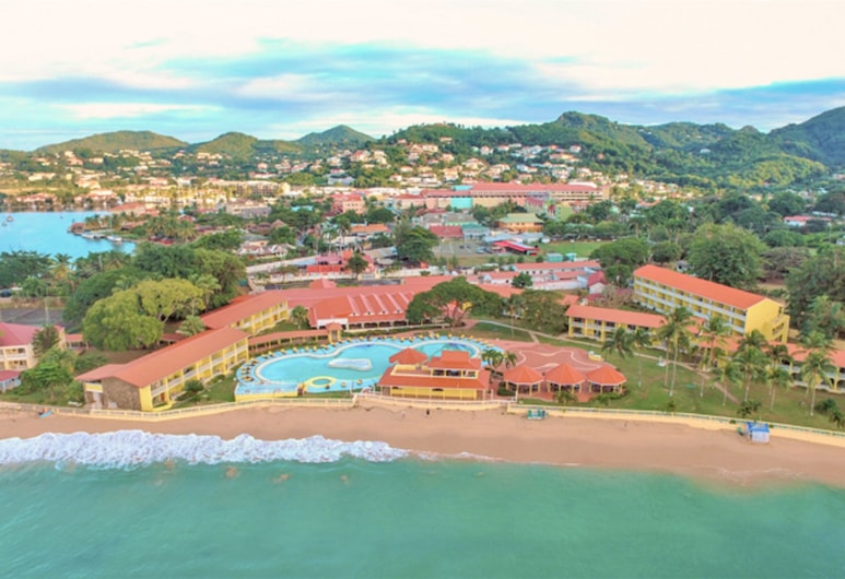 Starfish St Lucia Resort – All Inclusive, Gros Islet