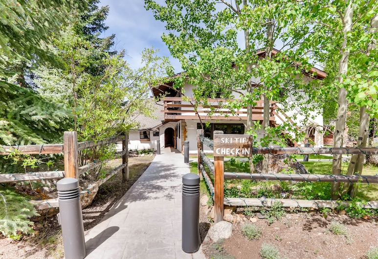 Ski Tip Lodge by Keystone Resort, Keystone, Wejście do hotelu