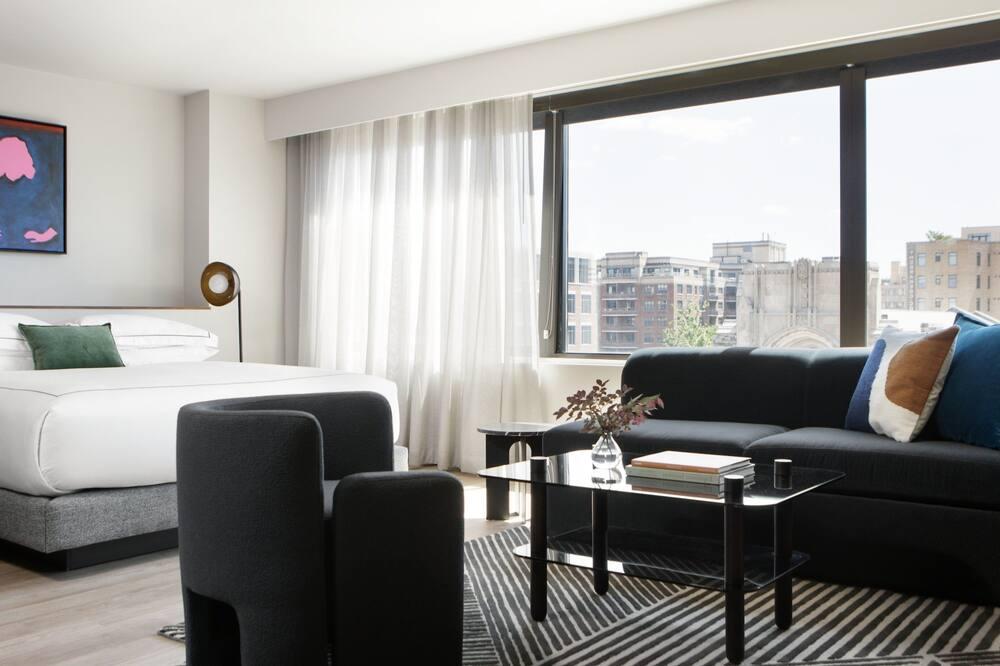 جناح إستديو - غرفة نزلاء