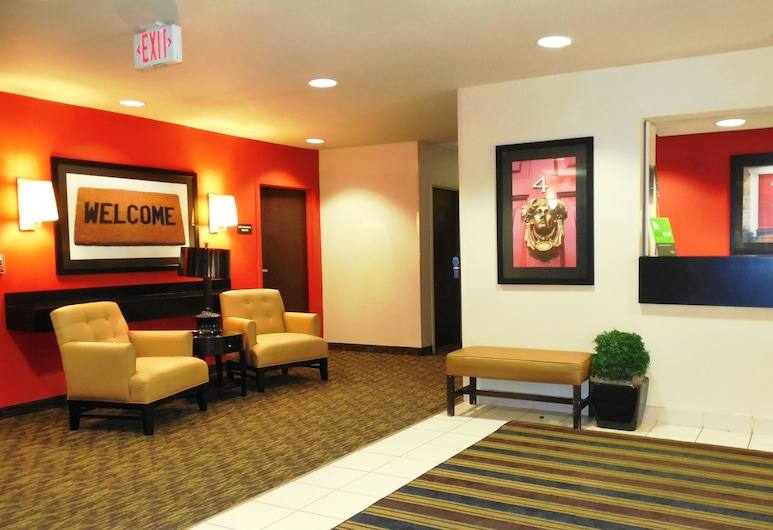 Extended Stay America Savannah - Midtown, Σαβάννα, Λόμπι