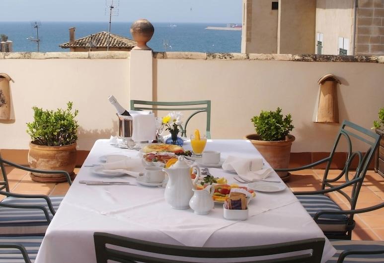 Palacio Ca Sa Galesa Hotel, Palma de Mallorca, Utendørsservering
