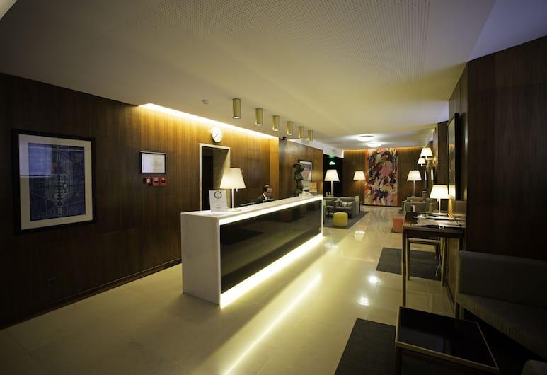 Hotel Miraparque, Lisbon
