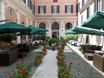 在罗马的安蒂科宫酒店照片