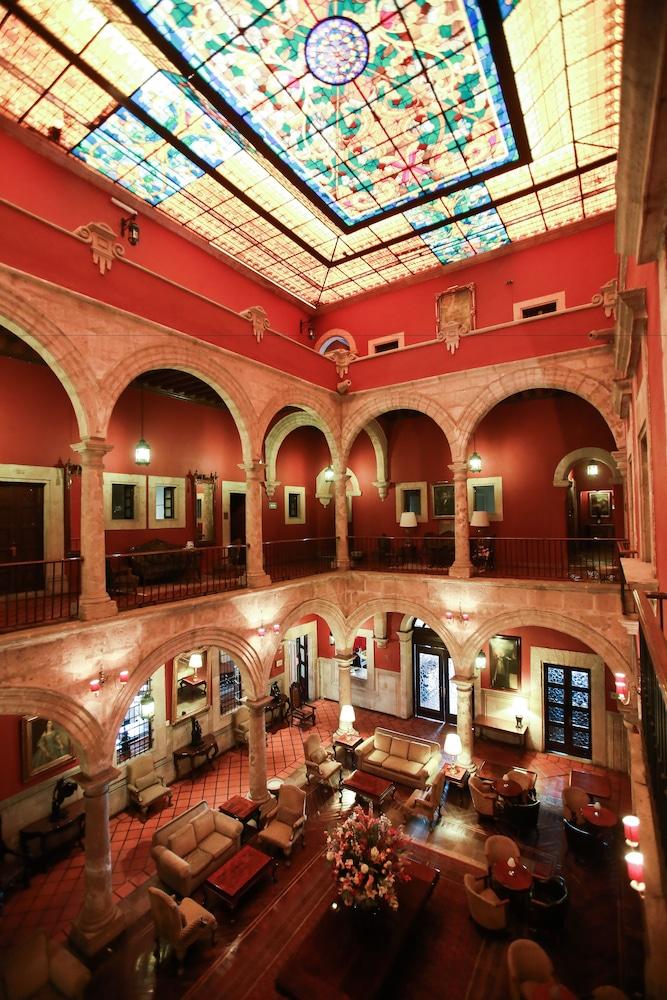 Hotel Virrey De Mendoza Morelia