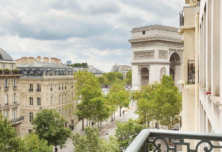 Hotel Cecilia, Paris, Ansicht von oben