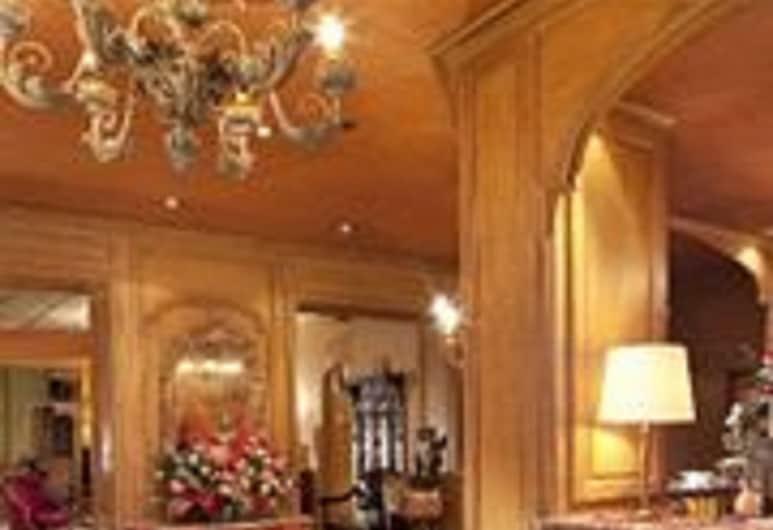 塞西莉亞酒店, 巴黎, 大堂
