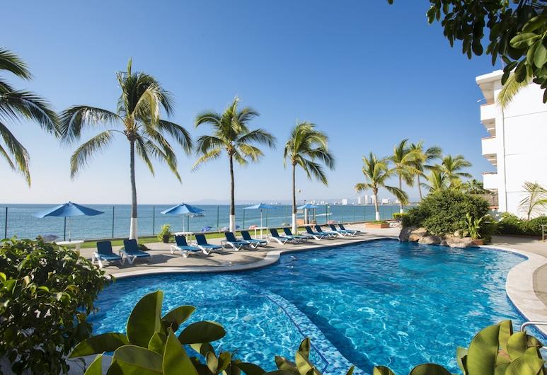 El Pescador Hotel, Puerto Vallarta, Pool