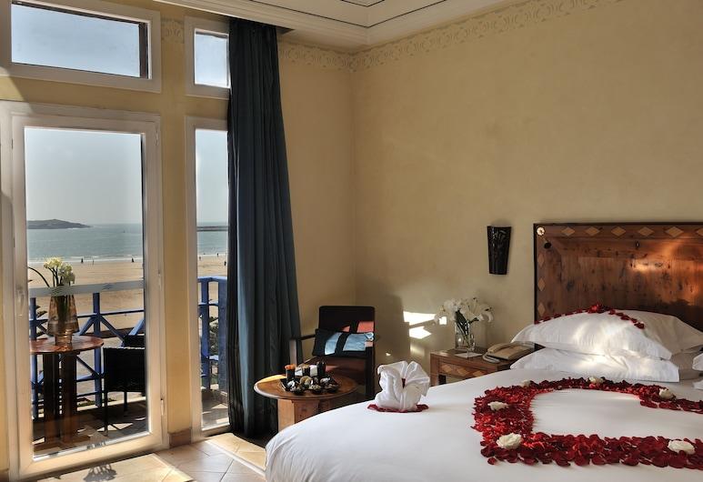 Le Medina Essaouira Hotel Thalassa sea & spa-MGallery by Sofitel, Essaouira, Superior tuba, vaade merele, Tuba