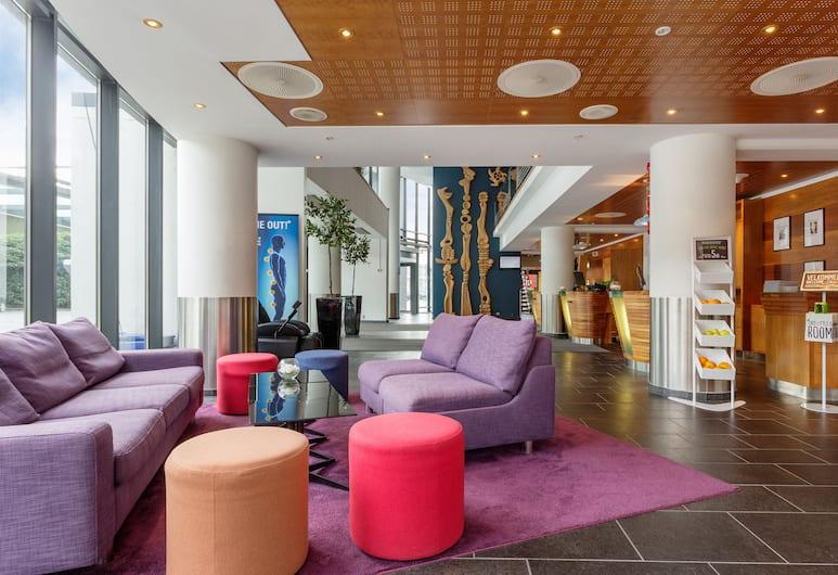 論壇中心斯堪迪克酒店, 斯塔萬格, 大堂閒坐區