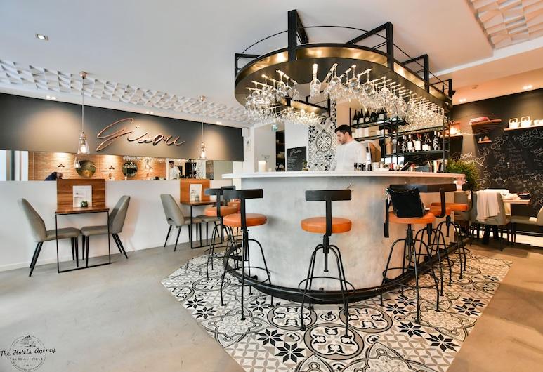 Hotel 29 Lepic, Paris, Hotellounge