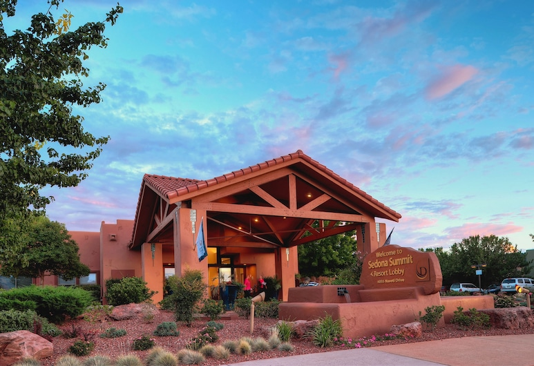 Sedona Summit Resort by Diamond Resorts, Sedona, Eingangsbereich