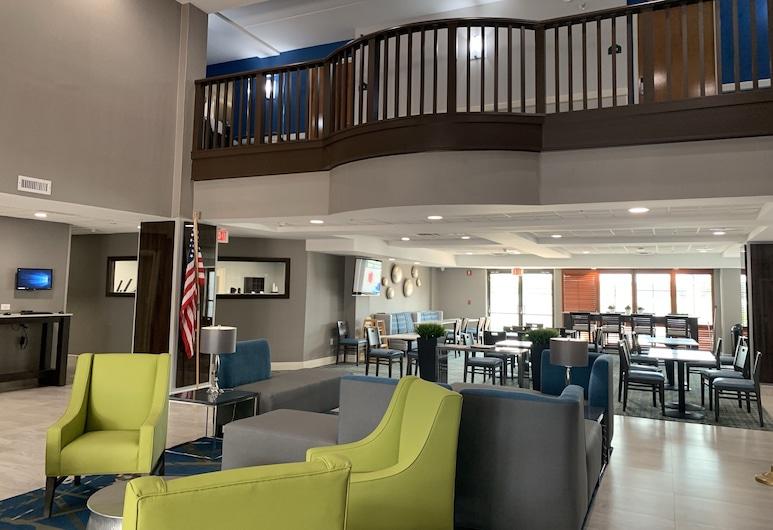 Best Western Plus McAllen Airport Hotel, McAllen, Lobby