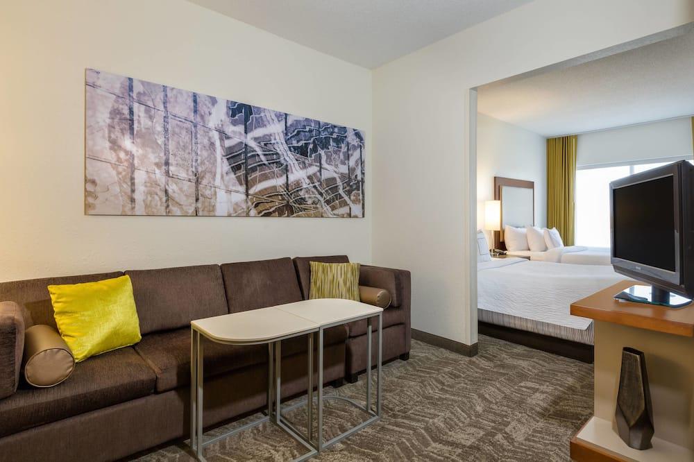 Suite, 2 camas dobles, no fumadores - Imagen destacada
