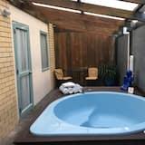 Standard Downstairs Studio, Spa Pool - Private spa tub