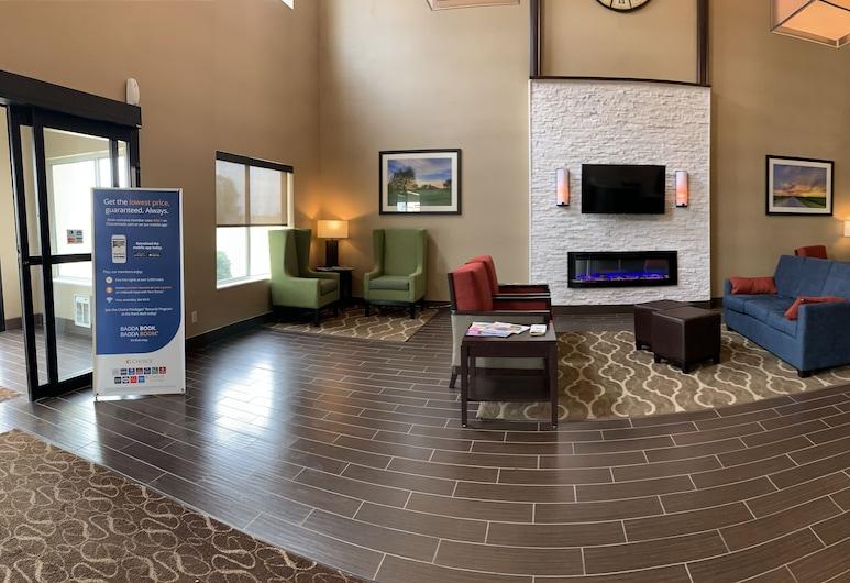 Comfort Suites, Auburn, Lobby