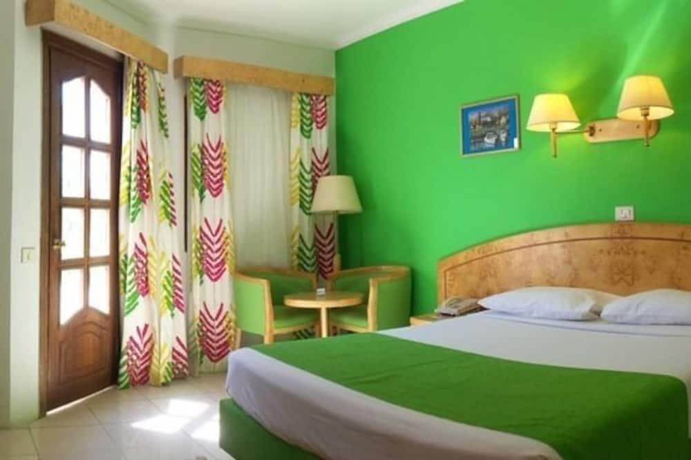 Standard Single Room, 1 Twin Bed, Back  View  - Balkon