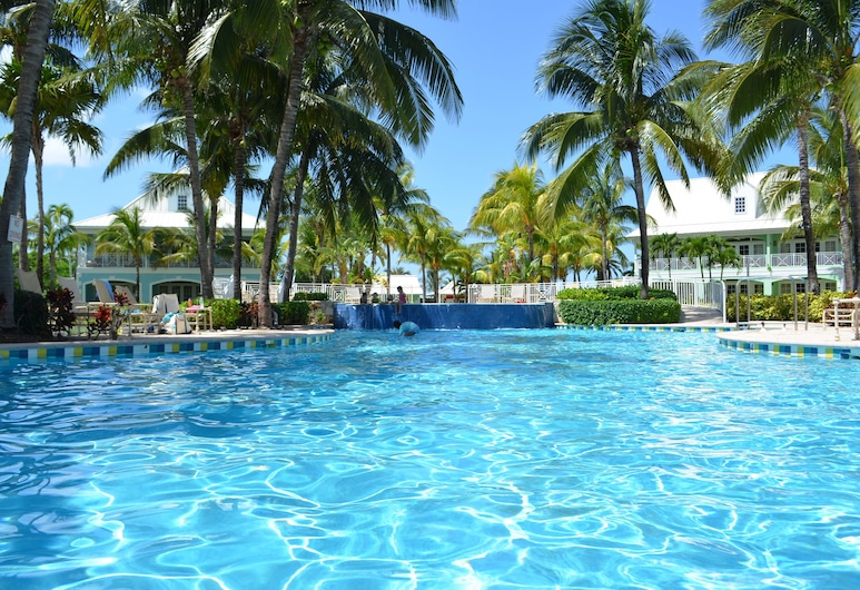 Old Bahama Bay Resort & Yacht Harbour, West End, Outdoor Pool