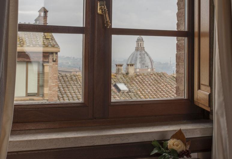 Grand Hotel Continental Siena – Starhotels Collezione, Siena, Numeris su vitrininiais langais, Panoraminis vaizdas