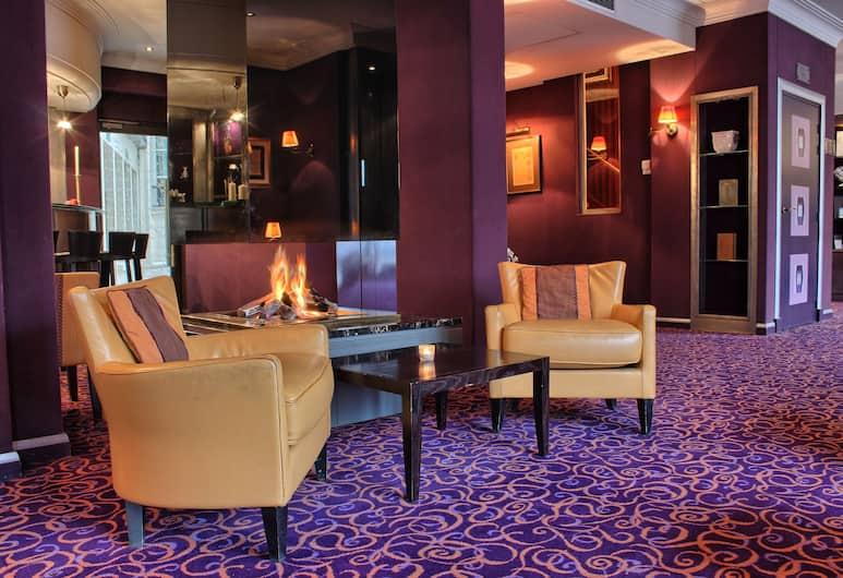 Villa Lutece Port Royal, Paris, Hotel Lounge