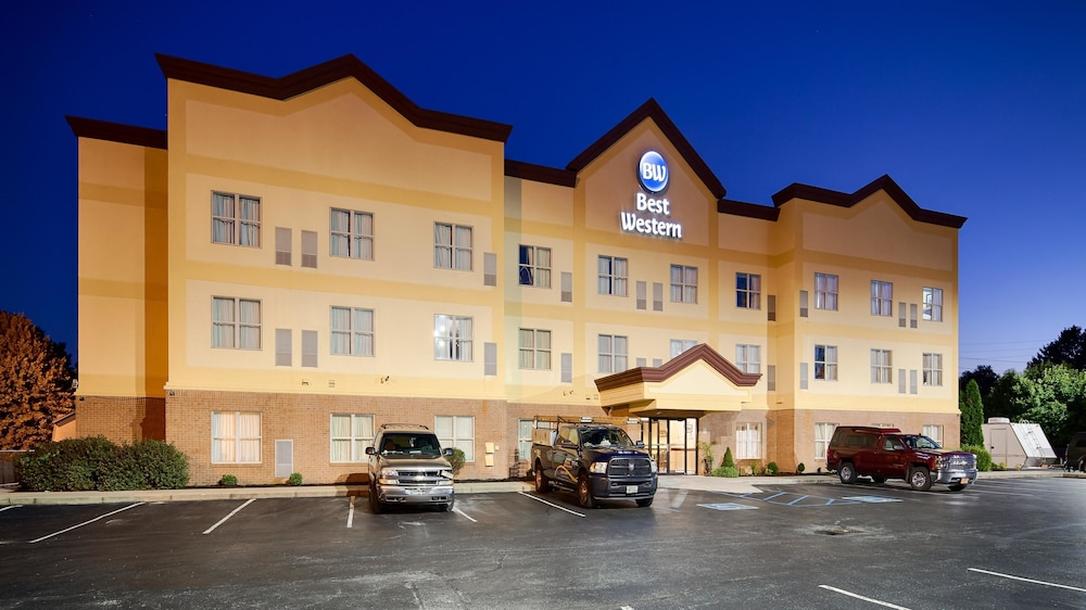 Best Western Airport Suites Indianapolis