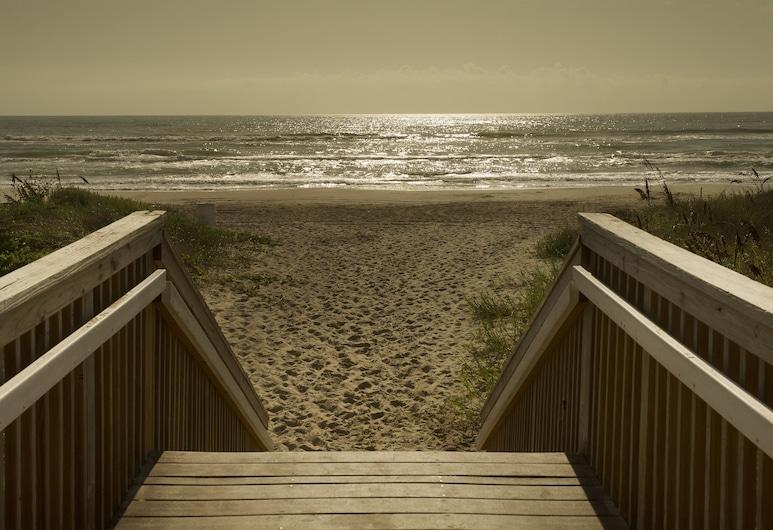 Best Western Beachside Inn, South Padre Island, Strand