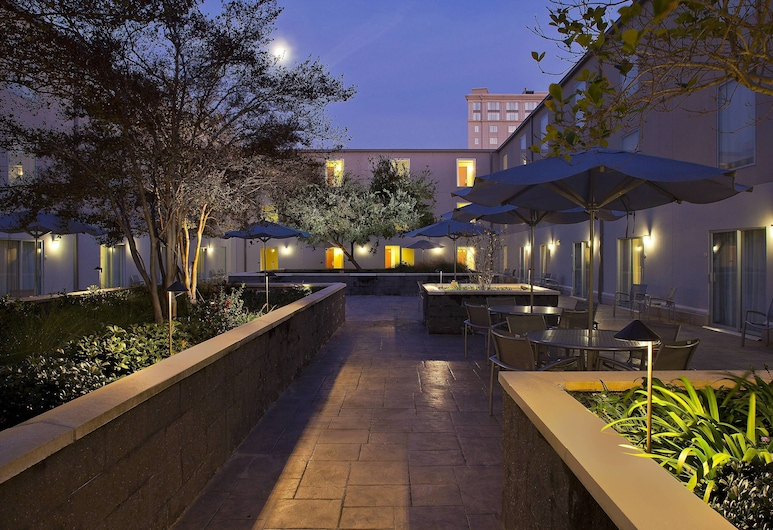 SpringHill Suites by Marriott New Orleans DT/Convention Ctr, Nueva Orleans, Patio