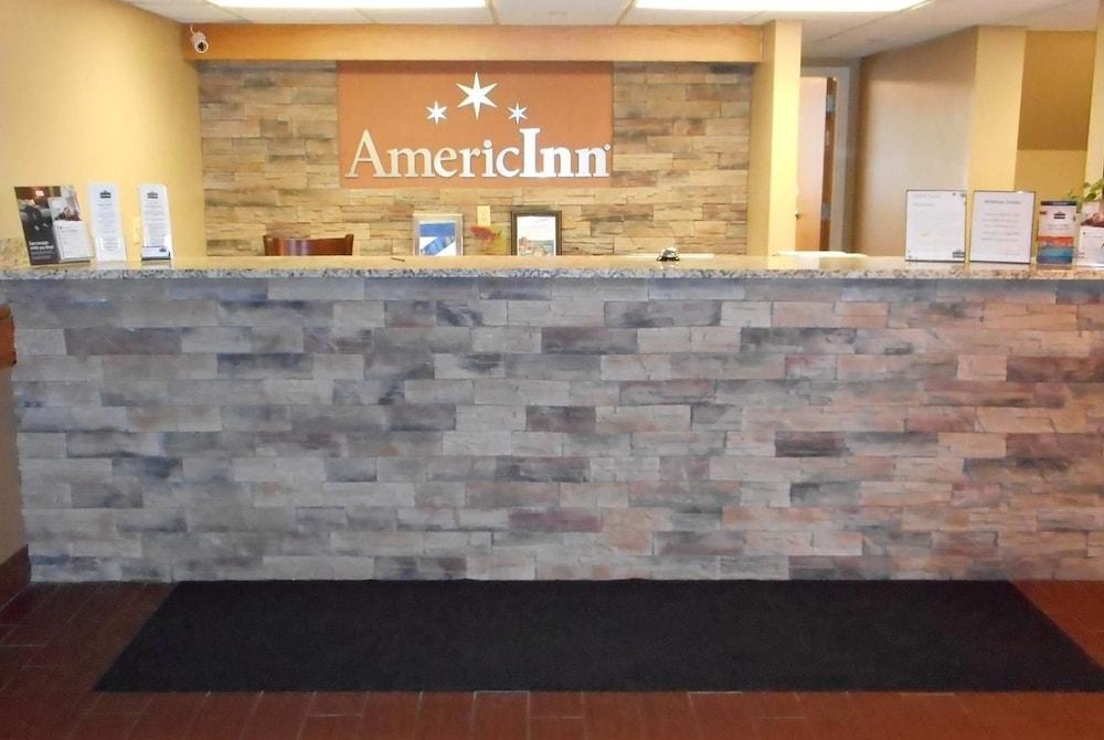 Americinn By Wyndham Inver Grove Heights Minneapolis Lobby