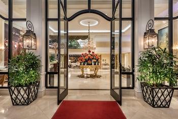 在洛杉矶的比佛利山区广场温泉酒店照片