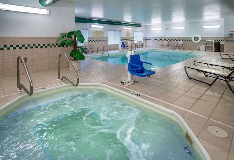 Country Inn & Suites by Radisson, Charleston South, WV, Charleston, Basen kryty