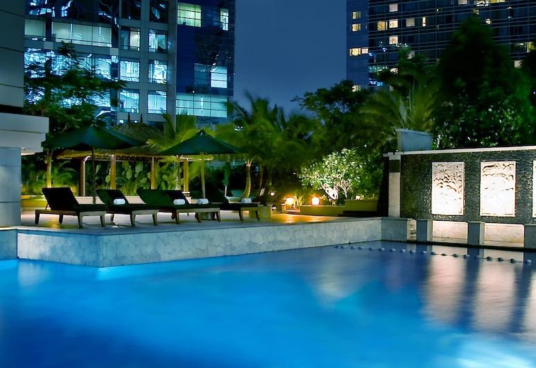 JW Marriott Hotel Jakarta, Jakarta, Pool