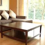 Superior Suite, 1 Double Bed, Non Smoking - אזור מגורים