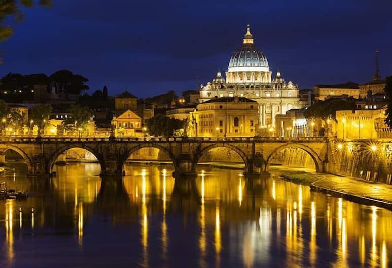酷派德酒店, 羅馬, 城市景觀