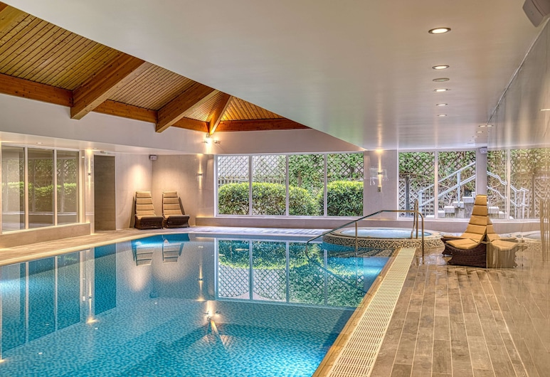 Best Western Inverness Palace Hotel & Spa, Inverness, Indoor Pool