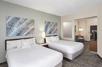 Bild vom SpringHill Suites by Marriott Chicago Schaumburg/Woodfield in Schaumburg