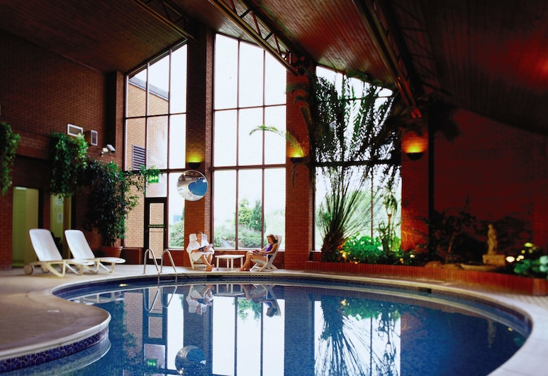 Holiday Inn South Normanton M1, Jct.28, Alfreton, Piscina cubierta