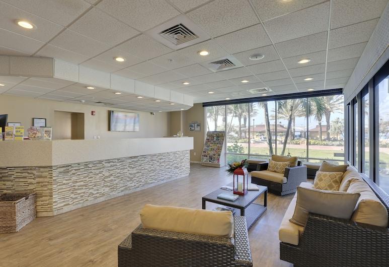 The Beachview Hotel, Clearwater Beach, Reception