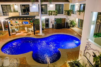 ภาพ Hotel Santa Fe by Villa Group ใน โลส กาโบส (และบริเวณใกล้เคียง)