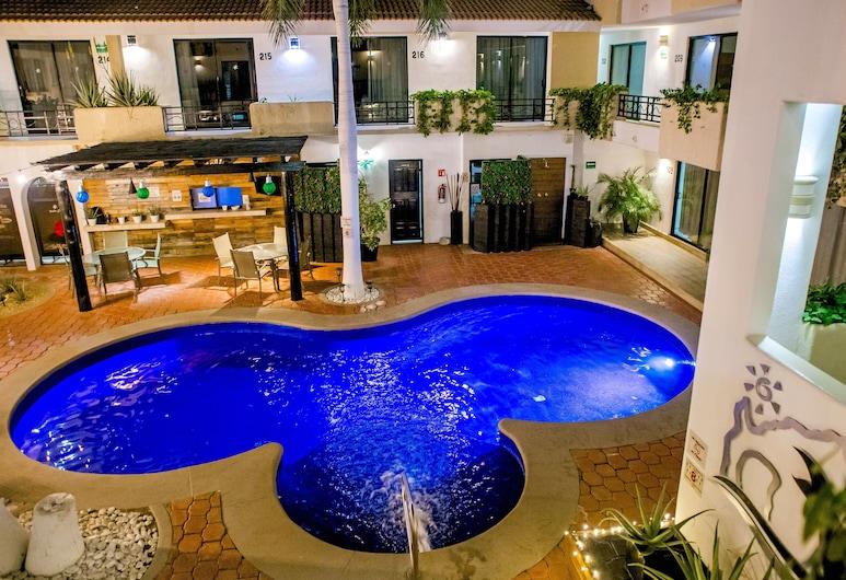 Hotel Santa Fe by Villa Group, Cabo San Lucas, Kolam Terbuka