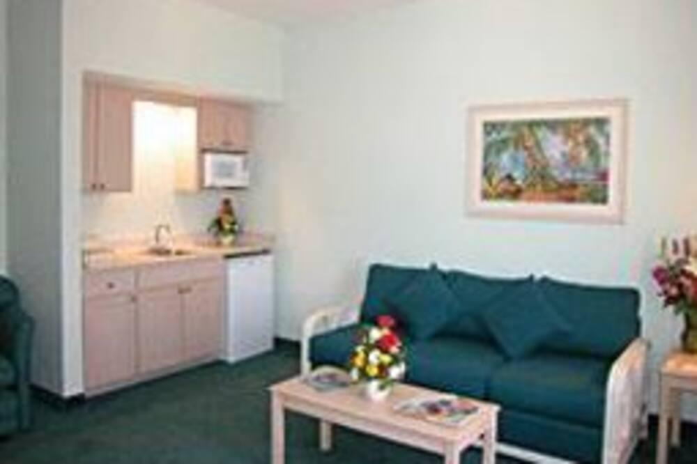 ห้องซูพีเรียสวีท, เตียงควีนไซส์ 1 เตียง, พร้อมสิ่งอำนวยความสะดวกสำหรับผู้พิการ - พื้นที่นั่งเล่น