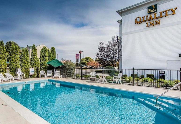 Quality Inn, Richmond, Ulkouima-allas