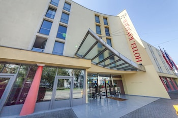 Hình ảnh Novum Hotel Kavalier Wien tại Vienna
